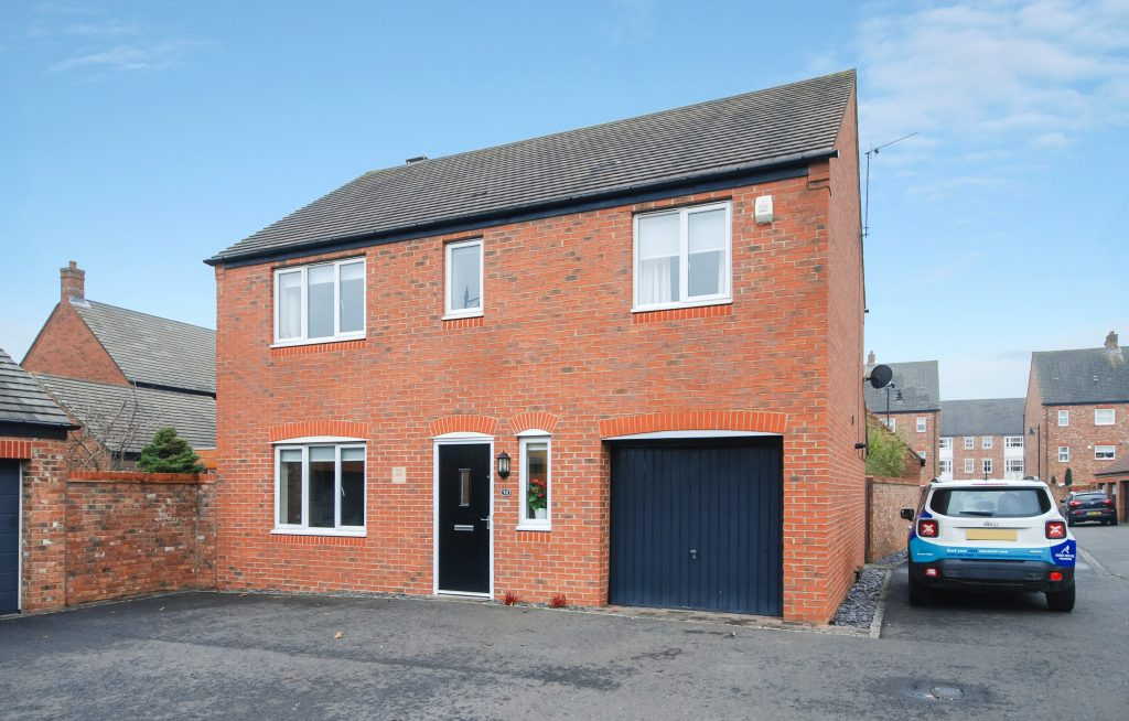 4 BEDROOM DETACHED HOUSE, WARKWORTH WOODS, NEWCASTLE GREAT PARK