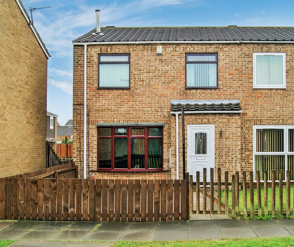 3 BEDROOM END OF TERRACE, EMMERSON PLACE, SHIREMOOR