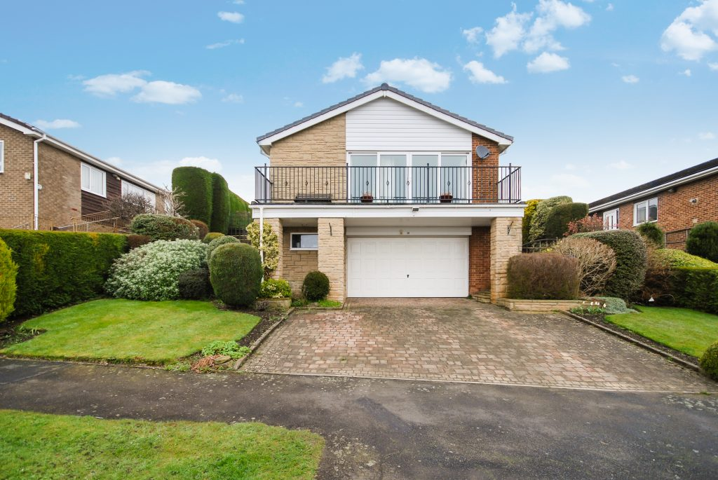 4 BEDROOM DETACHED HOUSE, KILLIEBRIGS, HEDDON-ON-THE-WALL