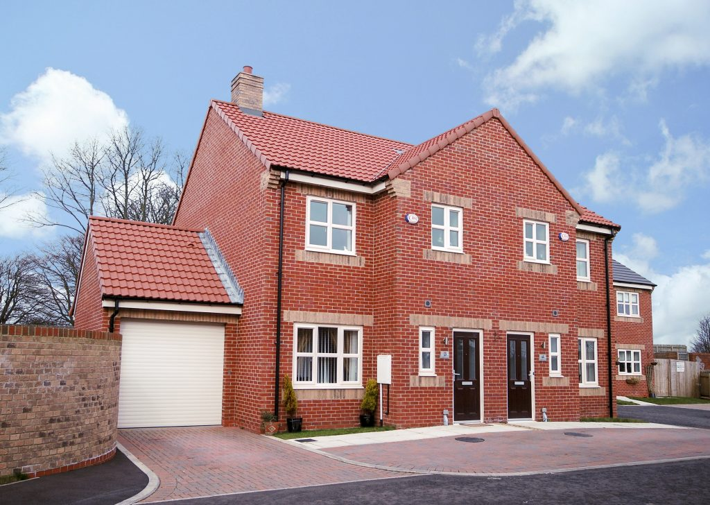 3 BEDROOM SEMI-DETACHED HOUSE, DELAVAL COURT, SEATON DELAVAL