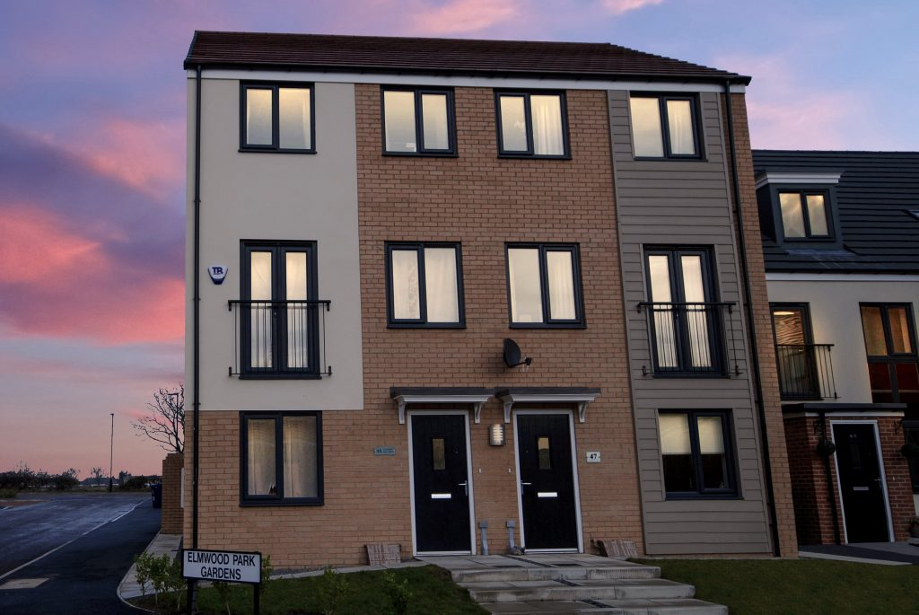 3 Bedroom Town House for Sale on Elmwood Park Gardens, Newcastle Great Park