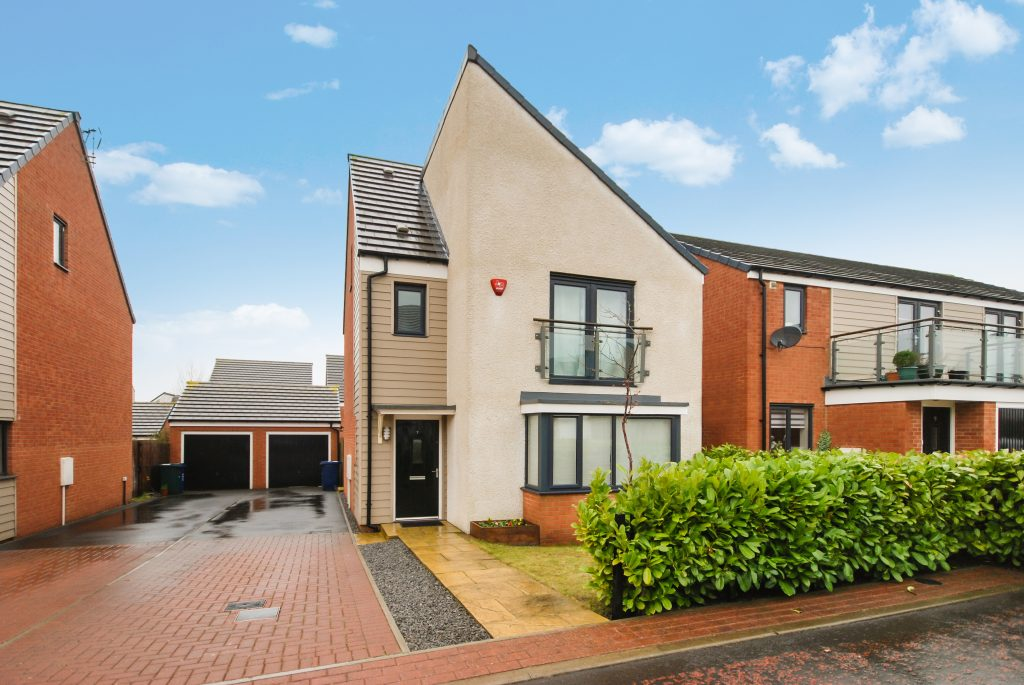 4 BEDROOM DETACHED HOUSE, BOWDEN CLOSE, NEWCASTLE GREAT PARK
