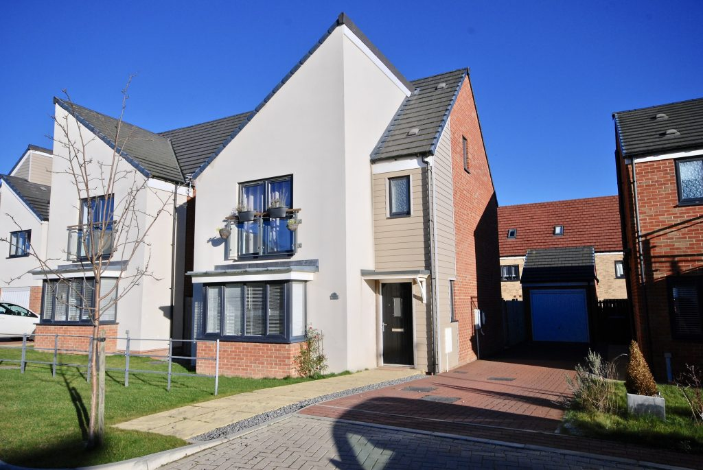 4 Bedroom Detached House to Let on Nettleworth Avenue, Newcastle Great Park