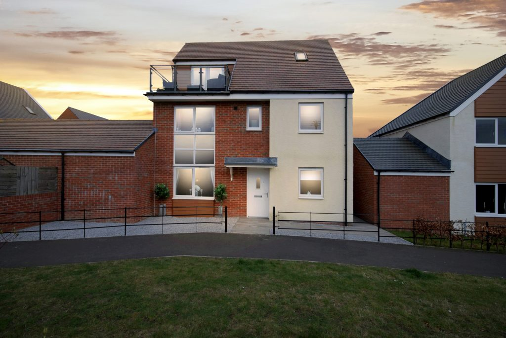 5 BEDROOM HOUSE, BOWDEN CLOSE, NEWCASTLE GREAT PARK