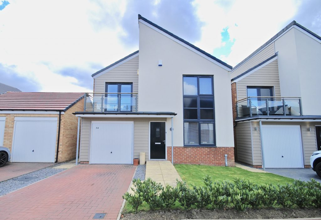 4 Bedroom House for Sale on Greville Gardens, Newcastle Great Park