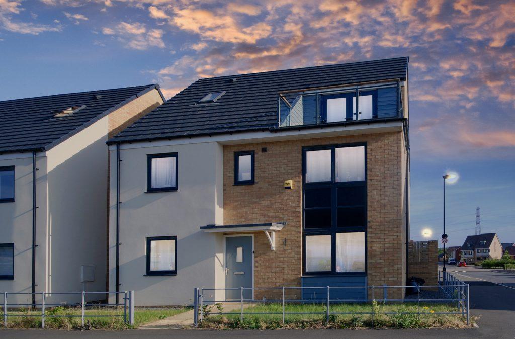 5 BEDROOM DETACHED HOUSE SOLD ON ROSEDEN WAY, NEWCASTLE GREAT PARK