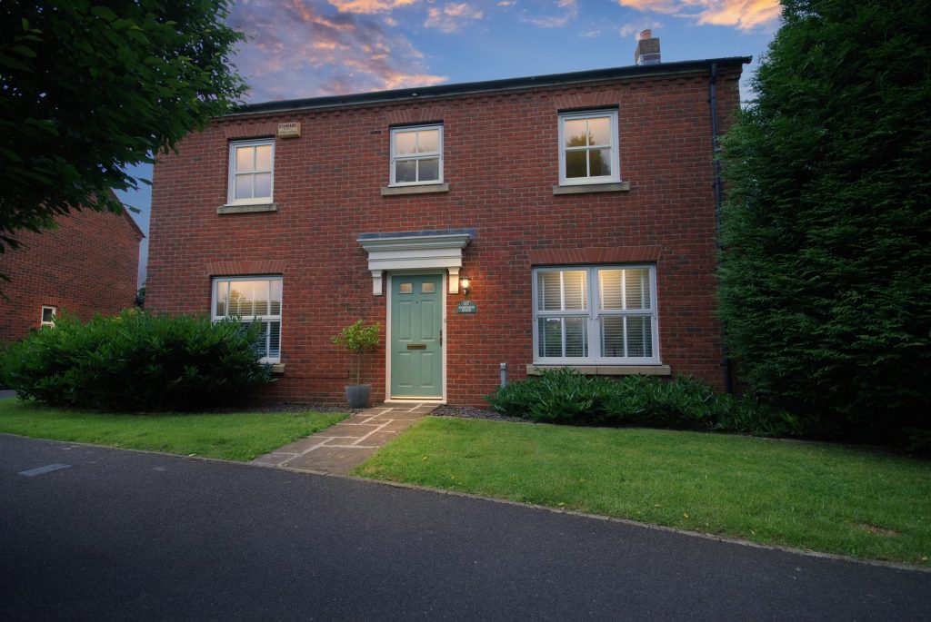4 BEDROOM HOUSE SOLD ON WARKWORTH WOODS, NEWCASTLE GREAT PARK