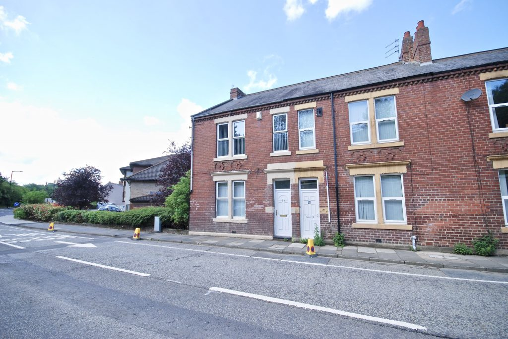 2 Bedroom End of Terrace House for Sale on Killingworth Road, South Gosforth
