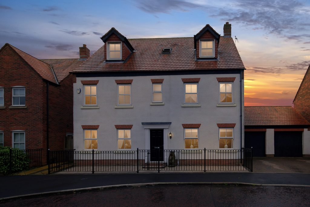 6 Bedroom Detached House for Sale on Halton Way, Melbury, Newcastle Upon Tyne