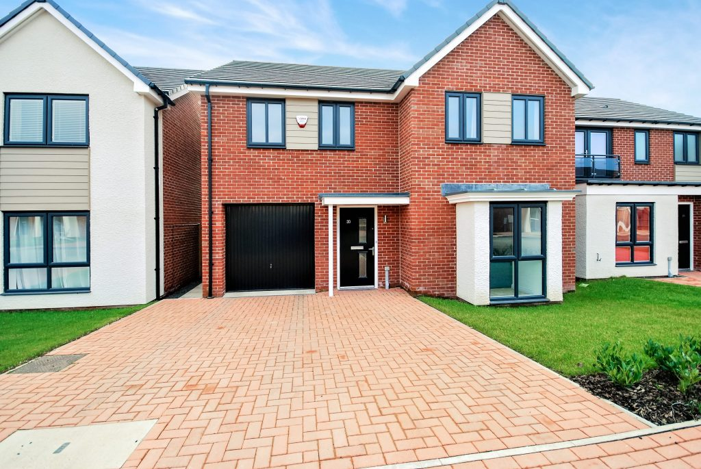 4 Bedroom House to Let on Bridget Gardens, Newcastle Great Park