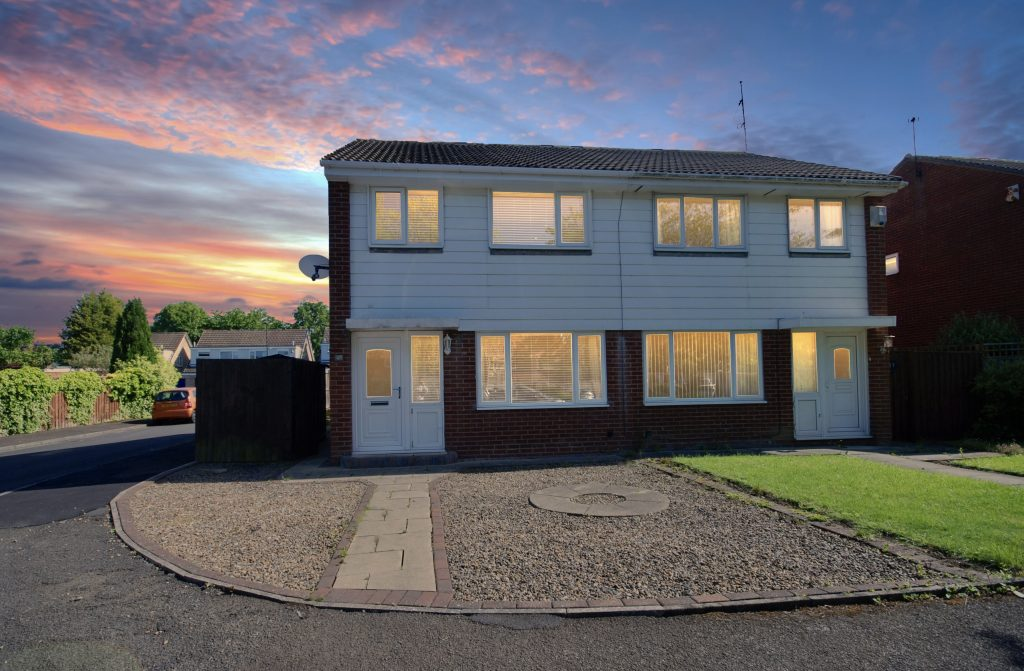 3 Bedroom Semi-detached House for Sales in Kingston Park, Newcastle