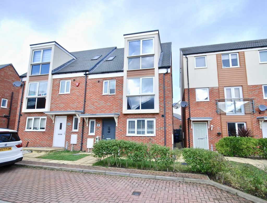 4 Bedroom House to Let on Bowden Close, Newcastle Great Park