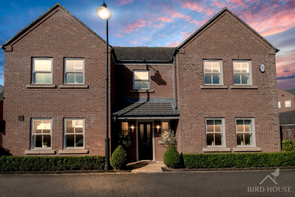 4 Bedroom Detached House for Sale on Halton Way, Melbury, Newcastle Upon Tyne
