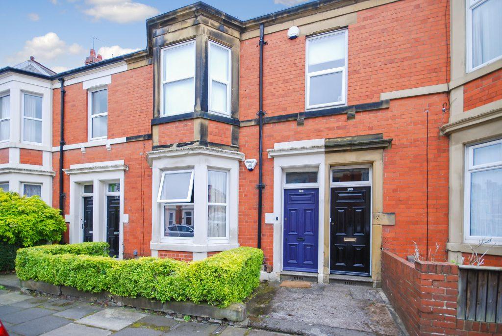 2 Bedroom Flat to Rent on Glenthorn Road, Jesmond, Newcastle Upon Tyne